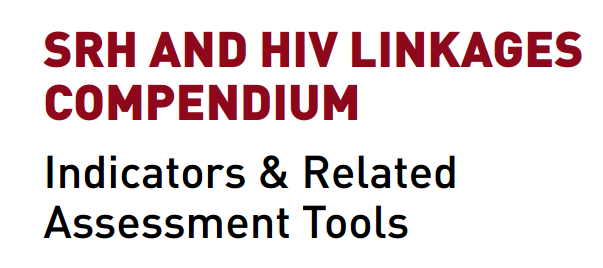 (English) SRH and HIV