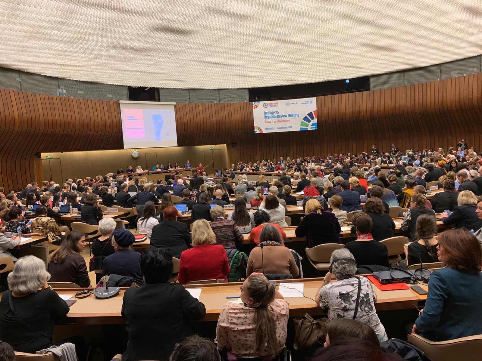 25 години по Пекиншката декларација – Изјава со препораки на граѓанските организации