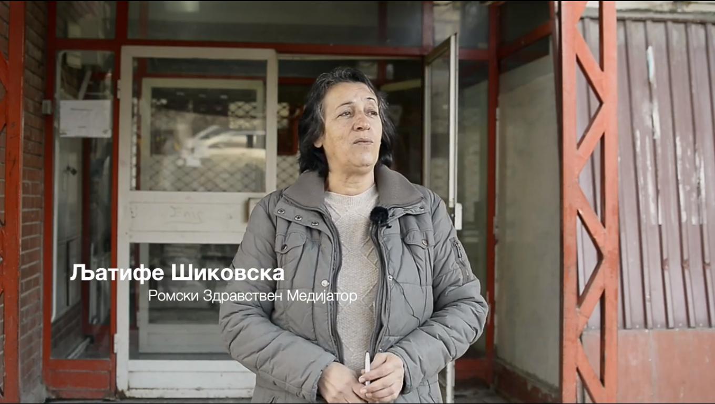 Ромските здравствени медијатори – мост меѓу Ромите и здравствениот систем